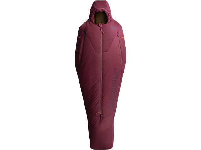 Mammut Protect Fiber Bag Sleeping Bag -21C M Women renaissance